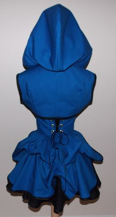 Star Trek Victorian Style Hoodie