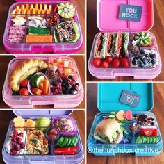 Kids Packed Lunch, Kids Lunch For School, Healthy Lunches For Kids, Lunch Snacks, Healthy Snacks, Healthy Recipes, Easy Toddler Meals, Kids Meals, Childrens Meals