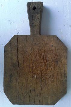 Vintage wooden cutting board Italian di ItalianHistory su Etsy