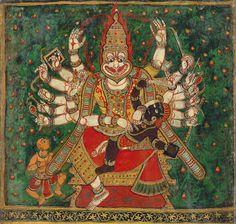 sharabha avatar of shiva - Google'da Ara
