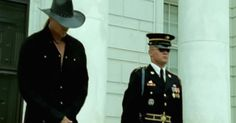 Trace Adkins Sings About Fallen Soldiers In His Hit Song �Arlington� via LittleThings.com