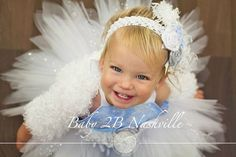 Ideas for portraits for winter princess sessions