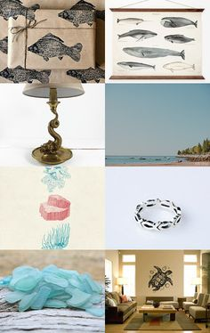 Dive into the ocean by badaradio on Etsy--Pinned with TreasuryPin.com