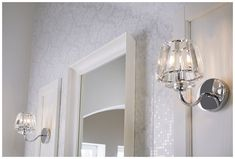 Mirror with decorative cornice frame Bathroom Colors, Bathroom Ideas, Fitted Bathroom Furniture, Moroccan Bathroom, Cornice, Traditional Bathroom, Tiles, Colours, Mirror