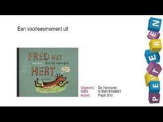 Voorleesfragment uit Fred en het hert van Pépé Smit