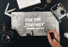 FOR THE JOURNEY : ARTWORK INSPIRATION – P&Co
