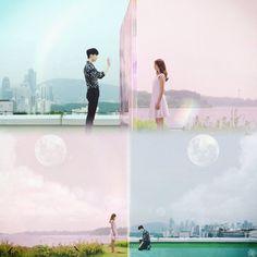 Lee Jong Suk - W Two Worlds (Fan Edit) Cr. Logo