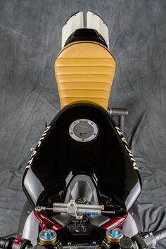 Custom Ducati by Mr Martini