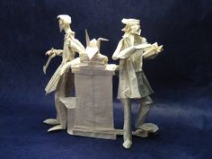 The World's Most Intricate Origami