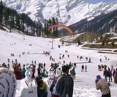 Get best discount on manali tour package provided by Shine India Trip.