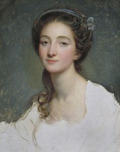 Jean-Baptiste Greuze, Sophie Arnould, c.1773 Art Curator & Art Adviser. I am targeting the most exceptional art! Catalog @ http://www.BusaccaGallery.com