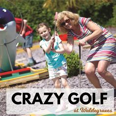 With so many on park facilities, there's fun and enjoyment day and night! #holidays #essex #dayout #mersea #golf #kids #children #crazygolf #adventuregolf http://www.waldegraves.co.uk/holiday-activities/park-facilities/