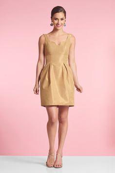 POSY by Kirribilla Lottie Gown #kirribilla #bridesmaids #posybykirribilla #gold #metallics
