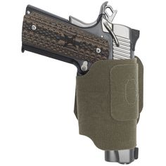 experience the unique storage capability of vertx® tactigami with the mph sub accessory holster. mph stands for multi-purpose holster, which adapts to fit virtually any sub-compact hand gun. built from velcro® one-wrap®, this holster literally wraps arou Edc Tactical, Tactical Clothing, Concealed Carry, Everyday Carry, Law Enforcement, Firearms, Hand Guns, Purpose, Military