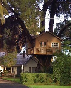 This is in Redlands, CA; wishin' it was my house!