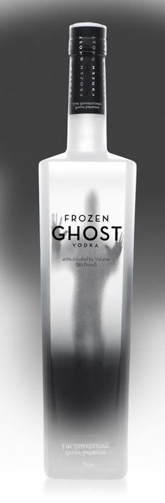 ✯ Frozen Ghost Vodka ✯