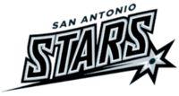 San Antonio Stars (San Antonio,TX) Arena: AT&T Center #SanAntonioStars #SanAntonioTX #WNBA (L5295)