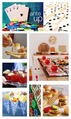 bright colorful board games direction decor
