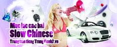 Danh sách các bài giáo trình nghe Slow Chinese | .:: Học Tiếng Trung Quốc ::.
