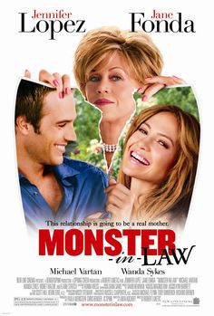 Monster-In-Law on DVD from New Line Home Entertainment. Directed by Robert Luketic. Staring Michael Vartan, Jane Fonda, Jennifer Lopez and Wanda Sykes. More Comedy and Movies DVDs available @ DVD Empire. Michael Vartan, Jane Fonda, See Movie, Movie List, Movie Tv, Chick Flicks, Chick Flick Movies, Funny Movies, Good Movies