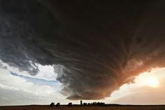 Tornado in Oklahoma 2013