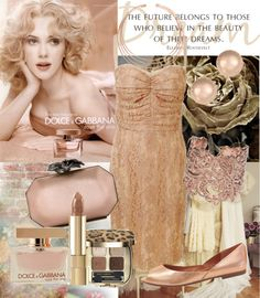"""""""Rose Gold"""" by gangdise on Polyvore"""
