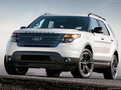 Ford Explorer Sport. Not a supercar, but wonderful in every way. Love it!