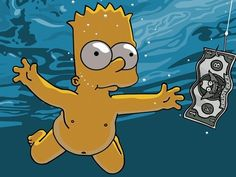 Bart Simpson would be 35.