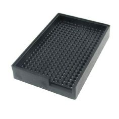 Amico Anti-Static Hard Plastic Screws Tray Holder Black 3.0mm-3.5mm by Amico. $4.35. Durable plastic construction in black, long using life. Keeps your screws in place for easy to find them. Never get in trouble to pick up your screws again. Works for 3.0-3.5mm screws.