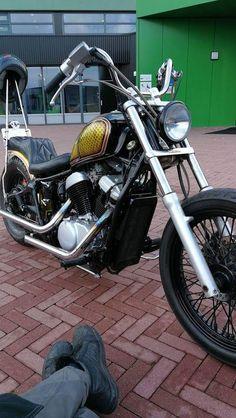 #HONDA - Te koop aangeboden in de Facebookgroep #motortreffer #motorentekoopmt #hondavlx600 #vlx600