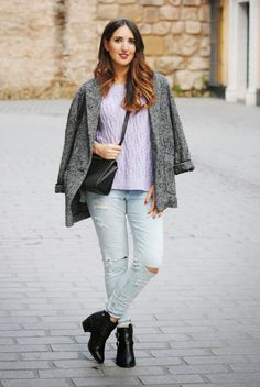 Lavanda http://www.fashion-south.com/2015/02/lavanda.html