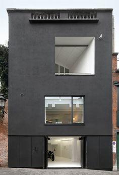 o2 architectes - paul delaby + pierre emans fabro, Filip Dujardin · Cloître