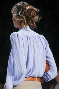Elegant feminine shirt