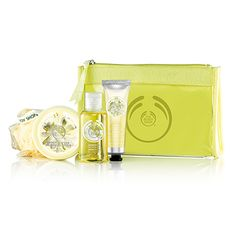 The Body Shop - Moringa Beauty Bag The Body Shop, All Gifts, Hand Cream, Beauty Essentials, Body Butter, Shower Gel, How To Feel Beautiful, Bath And Body, Delicate