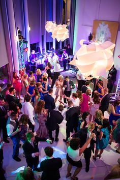 Great space for a wedding reception!  // Photo taken by Josh McCullock