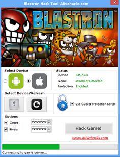 blastron hack
