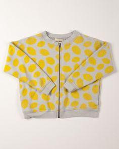 shopminikin - Bobo Choses Sweatshirt Zip, Multi Lemons (http://www.shopminikin.com/bobo-choses-sweatshirt-zip-multi-lemons/)
