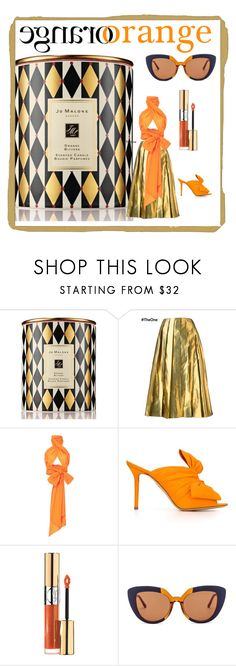 """""""Untitled #200"""" by annielou74 ❤ liked on Polyvore featuring beauty, Jo Malone, Arthur Arbesser, MDS Stripes, Charlotte Olympia, Yves Saint Laurent and Marni"""