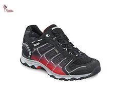 Meindl X-SO 30 GTX Herren Wander,- Bergsteigerstiefel schwarz/rot, 680311-1, Gr 11 - Chaussures meindl (*Partner-Link)