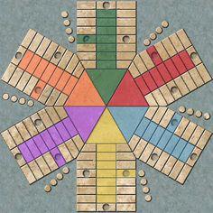 Ancient Board Game Woodwork Art Handmade Decoration Gift