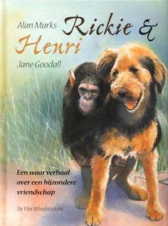 Ricki & Henri | Book | Jane Goodall Institute Netherlands