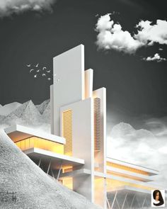 Interesting Find A Career In Architecture Ideas. Admirable Find A Career In Architecture Ideas. Cantilever Architecture, Blog Architecture, Minimalist Architecture, Green Architecture, Futuristic Architecture, Residential Architecture, Amazing Architecture, Contemporary Architecture, Architecture Posters