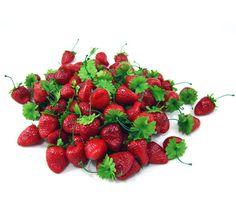 Strawberry Fruit Decor
