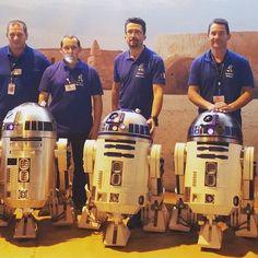 #starwars #droid #droids #theforceawakens #rogueone #r2d2 #builder #builders #astromechs #builderfrancophone #bb8 #80s #turretot #lehavre #havre