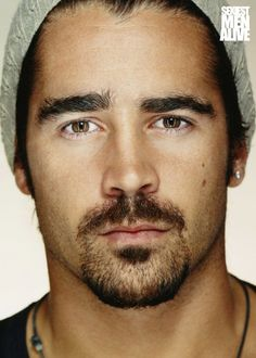 johnconnor10:  brutocious:  oozing sexiness   Colin Farrell.