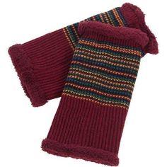 Sherpa Lined Boot Cuff