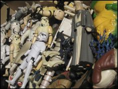 Rarity, Mlp, Kenner Toys, Multimedia Artist, Storm Troopers, Star Wars Action Figures, Anakin Skywalker, Star Wars Toys, Toy Collector