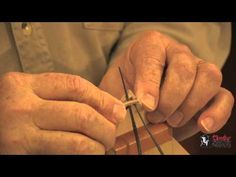 An introduction to Fine Hand Stitching on Leather! Whether a beginner or a master, you're sure to expand your leathercraft knowledge and skills by watching our instructional videos.