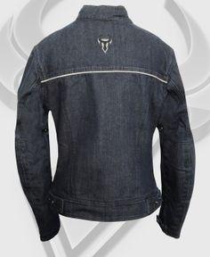 Ladies - Italian Jacket - Back