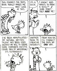 Calvin and Hobbes - Bill Watterson